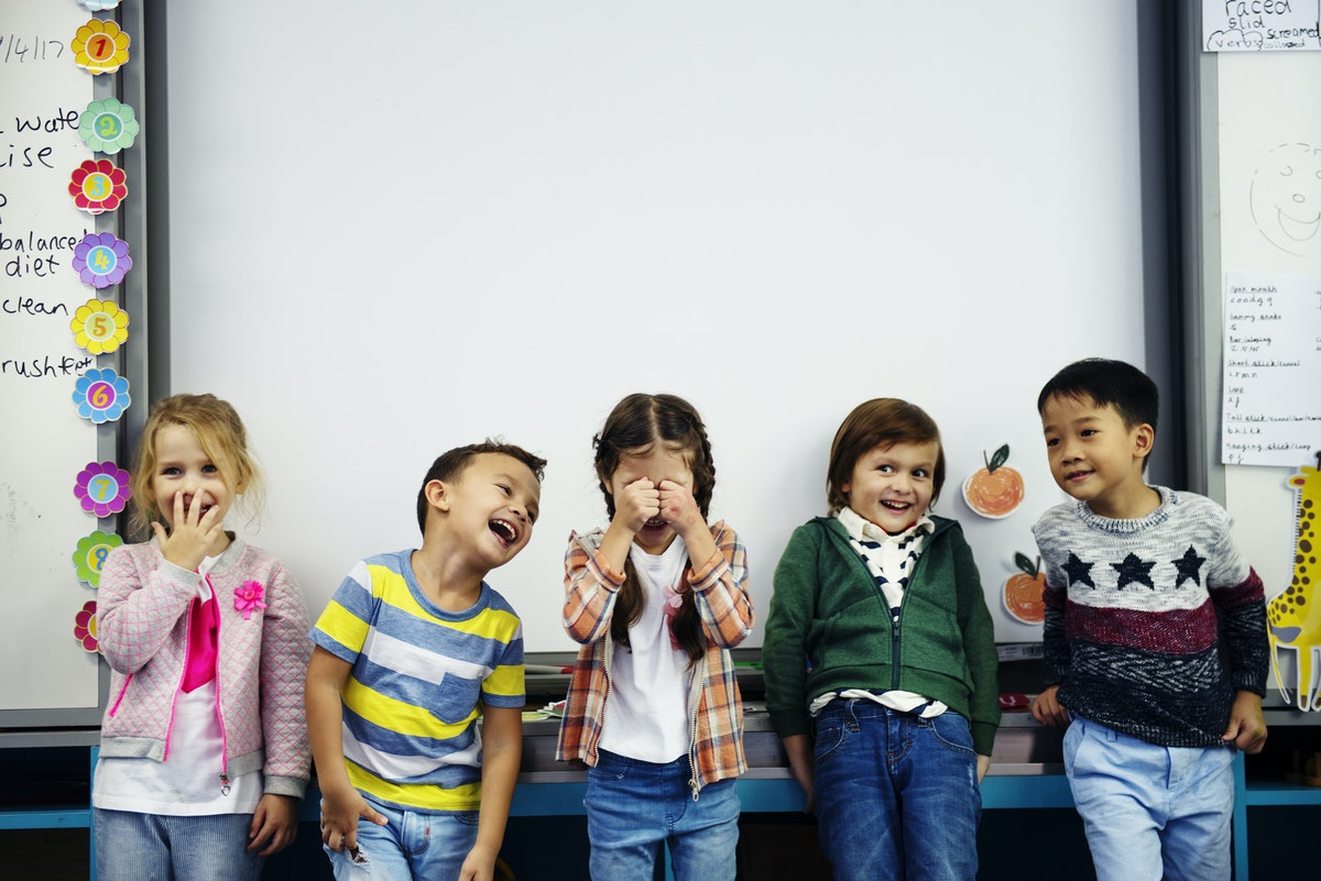 Returning to the 'new normal' - keeping kids calm in the classroom